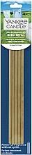 Düfte, Parfümerie und Kosmetik Vorbeduftete Holzstäbchen Clean Cotton für Deko-Halter - Yankee Candle Clean Cotton Pre-Fragranced Reed Refill