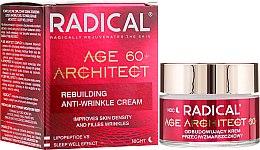 Düfte, Parfümerie und Kosmetik Aufbau-Nachtcreme gegen Falten 60+ - Farmona Radical Age Architect 60+