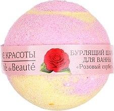 "Düfte, Parfümerie und Kosmetik Badebombe ""Rosa Sorbet"" - Le Cafe de Beaute Bubble Ball Bath"