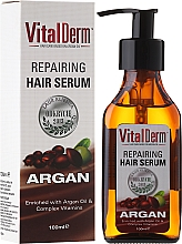 Düfte, Parfümerie und Kosmetik Revitalisierendes Haarserum - VitalDerm Argana