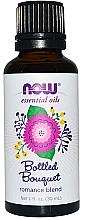 Düfte, Parfümerie und Kosmetik Beruhigende und ausgleichende Mischung aus ätherischen Ölen Romantik - Now Foods Essential Oils Bottled Bouquet Oil Blend