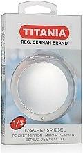 Düfte, Parfümerie und Kosmetik Taschenspiegel doppelseitig - Titania