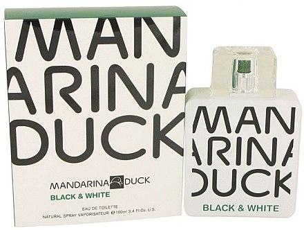 Mandarina Duck Black & White - Eau de Toilette  — Bild N1
