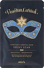 Düfte, Parfümerie und Kosmetik Aufhellende Gesichtsmaske - Skin79 Venetian Carnival Mask
