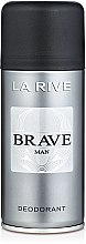 Düfte, Parfümerie und Kosmetik La Rive Brave Man - Deospray