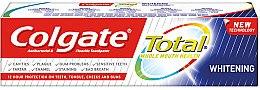 Düfte, Parfümerie und Kosmetik Aufhellende Zahnpasta Total Whitening - Colgate Total Whitening Toothpaste New Technology