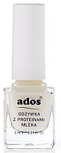 Düfte, Parfümerie und Kosmetik Nagelconditioner mit Milchproteinen - Ados