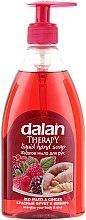 Düfte, Parfümerie und Kosmetik Flüssigseife Rote Früchte und Ingwer - Dalan Therapy Red Fruits & Ginger Liquid Soap