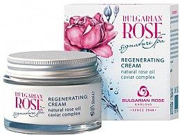 Düfte, Parfümerie und Kosmetik Regenerierende Nachtcreme mit Kaviar und bulgarischer Rose - Bulgarian Rose Signature SPA Regenerating Cream