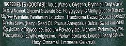 Handcreme mit Bio Hanföl - Beauty Formulas Hemp Beauty Oil Hand Cream — Bild N3