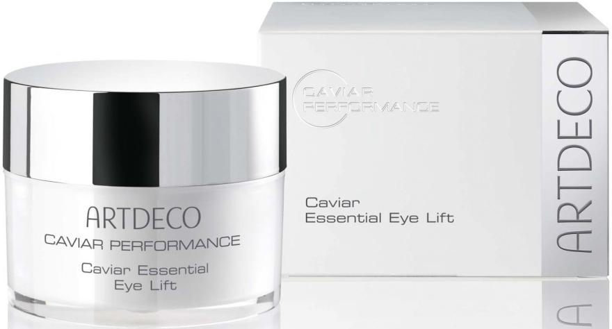 Anti-Aging Liftingcreme für die Augenpartie mit Kaviarextrakt - Artdeco Caviar Essential Eye Lift — Bild N1