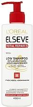 Düfte, Parfümerie und Kosmetik Wiederherstellendes Shampoo für trockenes und geschädigtes Haar - L'Oreal Paris Elseve Low Shampoo