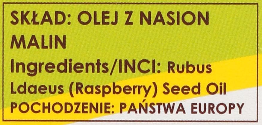 100% natürliches Himbeersamenöl - Etja Natural Raspberry Seed Oil — Bild N4