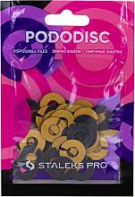 Düfte, Parfümerie und Kosmetik Ersatzscheiben für Pediküre-Disk Pododisk, S, Körnung 320 - Staleks