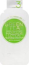 Zuckerpeeling für schöne Hände und Nägel mit grünem Tee - Voesh Mani In A Box Green Tea (10 g) — Bild N5