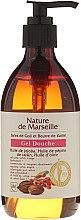 Düfte, Parfümerie und Kosmetik Duschgel mit Goji-Beeren und Sheabutter Duft - Nature de Marseille Goji&Shea Butter Shower Gel