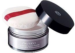 Düfte, Parfümerie und Kosmetik Gesichtspuder - Shiseido Translucent Loose Powder