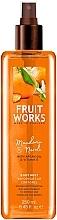 Düfte, Parfümerie und Kosmetik Körperspray mit Mandarine und Neroli - Grace Cole Fruit Works Body Mist Mandarin & Neroli