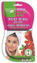 Düfte, Parfümerie und Kosmetik Pflegende Gesichtsmaske Erdbeeren - Artkolor