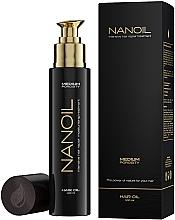 Düfte, Parfümerie und Kosmetik Haaröl für mittel poröses Haar - Nanoil Hair Oil Medium Porosity