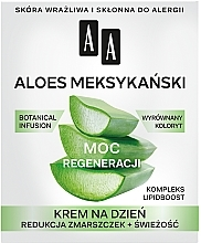 Düfte, Parfümerie und Kosmetik Erfrischende Anti-Falten Tagescreme - AA Moc Energy Cream 50+