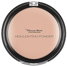 Düfte, Parfümerie und Kosmetik Highlighter Puder - Pierre Rene Highlighting Powder (23 g)