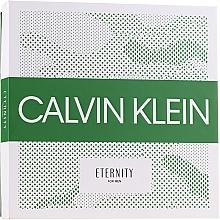 Düfte, Parfümerie und Kosmetik Calvin Klein Eternity For Men - Duftset (Eau de Parfum 100ml + Eau de Parfum 30ml)