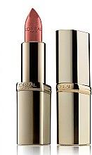 Düfte, Parfümerie und Kosmetik Lippenstift - L'Oreal Paris Color Riche Accords Naturels Lipstick