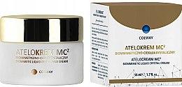 Düfte, Parfümerie und Kosmetik Gesichtscreme mit Flüssigkristallen - Colway AteloCream MC2