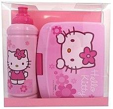 Düfte, Parfümerie und Kosmetik Kinderset - Disney Hello Kitty (Flasche 425ml + Brotdose)
