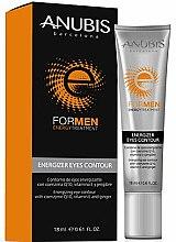 Düfte, Parfümerie und Kosmetik Augenkonturencreme für Männer - Anubis For Men Energizer Eyes Contour