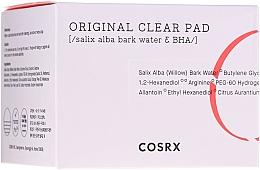 Düfte, Parfümerie und Kosmetik Reinigungspads mit BHA-Säure für das Gesicht - Cosrx One Step Original Clear Pads