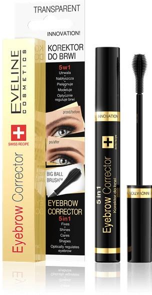 Augenbrauen-Concealer - Eveline Cosmetics Corrector Eyebrow — Bild N1