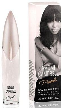 Naomi Campbell Private - Eau de Toilette — Bild N1