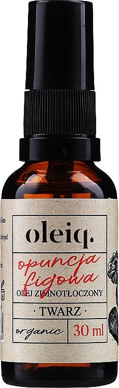 Feigenkaktusöl für das Gesicht - Oleiq — Bild N1