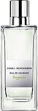 Angel Schlesser Eau De Cologne Bergamota - Eau de Cologne — Bild N1