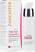 Düfte, Parfümerie und Kosmetik Gesichts-Concealer - Lancaster Total Age Correction Amplified Dark Spot Corrector