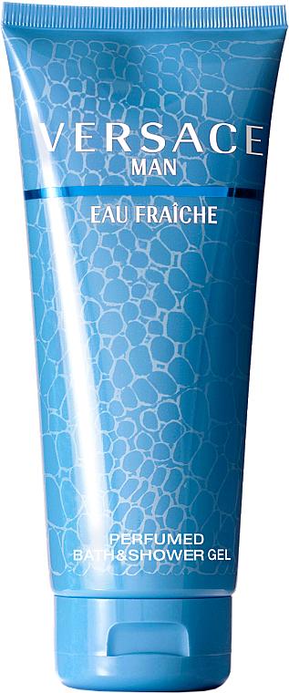 Versace Man Eau Fraiche - Duschgel — Bild N1