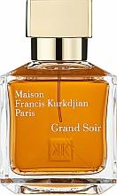 Düfte, Parfümerie und Kosmetik Maison Francis Kurkdjian Grand Soir - Eau de Parfum