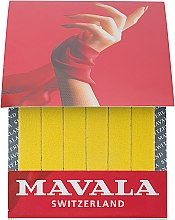 Düfte, Parfümerie und Kosmetik Mini-Nagelfeilen-Etui - Mavala Mini Emery Boards