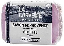 Düfte, Parfümerie und Kosmetik Seife Veilchen - La Corvette Provence Soap Violet