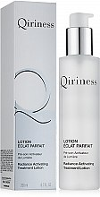 Düfte, Parfümerie und Kosmetik Aufhellende Gesichtslotion - Qiriness Radiance Activating Treatment Lotion