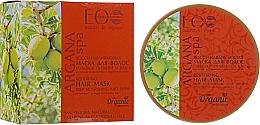 Düfte, Parfümerie und Kosmetik Pflegende Haarmaske für gefärbtes Haar mit Arganöl und Ginseng - ECO Laboratorie Argana SPA Regenerating Mask