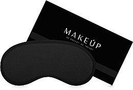 Düfte, Parfümerie und Kosmetik Schlafmaske Classic schwarz - MakeUp