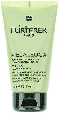 Anti-Schuppen Shampoo für fettige Kopfhaut - Rene Furterer Melaleuca Anti-Dandruff Shampoo Oily Scalp  — Bild N1