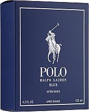 Düfte, Parfümerie und Kosmetik Ralph Lauren Polo Blue After Shave - After Shave Lotion