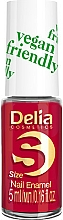 Düfte, Parfümerie und Kosmetik Nagellack - Delia Cosmetics S-Size Vegan Friendly Nail Enamel