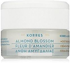 Düfte, Parfümerie und Kosmetik Feuchtigkeitscreme für sehr trockene Haut - Korres Almond Blossom Moisturising Cream For Dry To Very Dry Skin