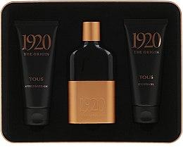 Tous 1920 The Origin - Duftset (Eau de Parfum 100ml + Duschgel 100ml + After Shave Balsam 100ml) — Bild N3