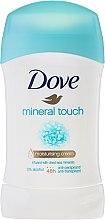 Deostick Antitranspirant - Dove Mineral Touch Deodorant — Bild N3